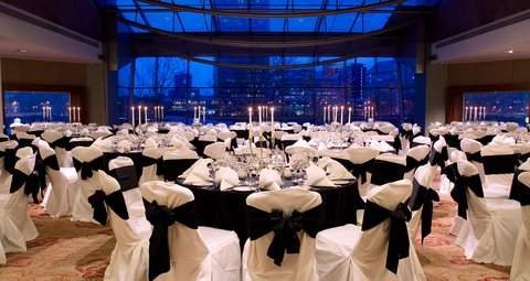 Plaza on the River, London - Thames Room