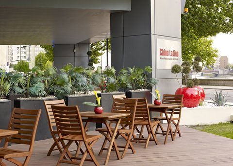 Plaza on the River, London - Exterior - Terrace
