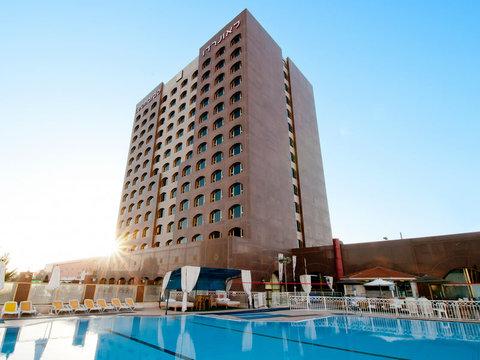 Leonardo Hotel Negev - Leonardo Negev Pool And Building Dpi