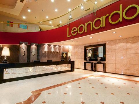 Leonardo Hotel Negev - Leonardo Negev Recepcion Dpi