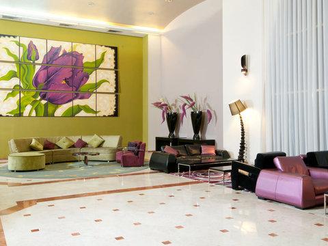 Leonardo Hotel Negev - Leonardo Negev Recepcion Lobby Dpi