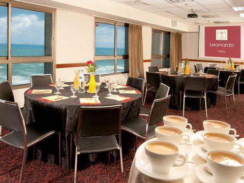 Leonardo Hotel Haifa - Meeting room