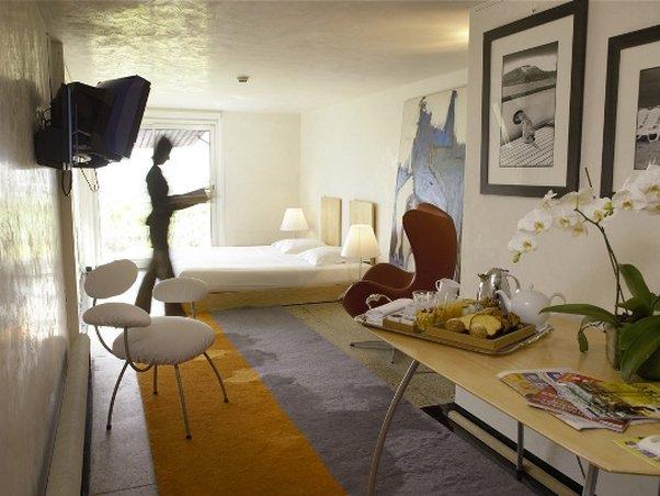 Hotel Saint James Bouliac