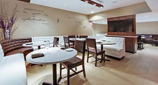Wyndham Garden Chinatown Restaurang