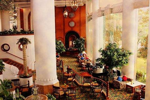 Montien Hotel Riverside - Lounge