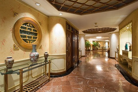 Montien Hotel Riverside - Dining