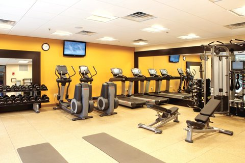 DoubleTree by Hilton Birmingham - Fitness Center