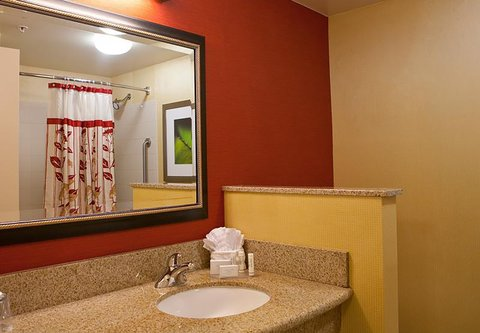 Courtyard By Marriott Austin Downtown/Convention Center Hotel - Guest Bathroom