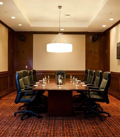 Courtyard By Marriott Austin Downtown/Convention Center Hotel - Boardroom