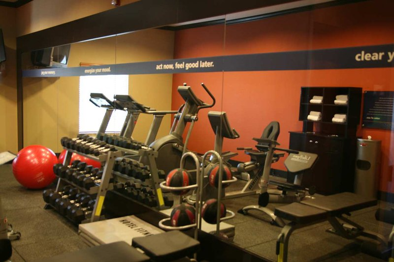 Hampton Inn Houston NASA-Johnson Space Center, TX Fitneszklub