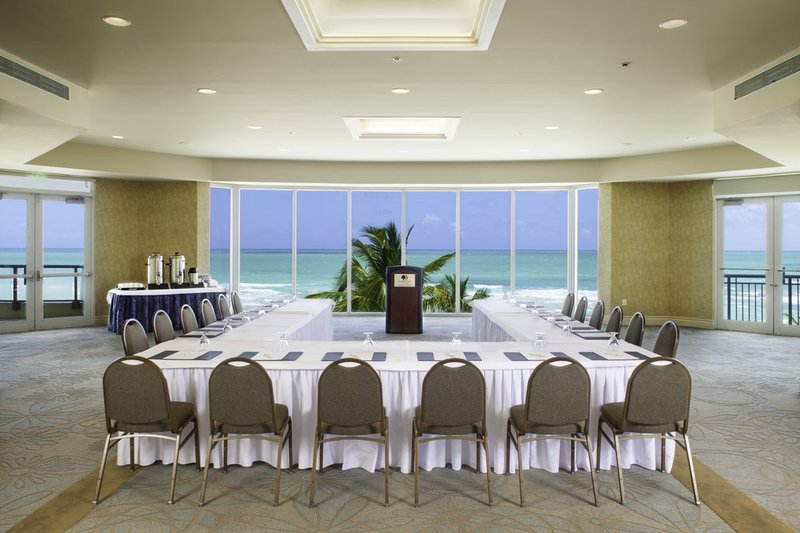 Doubletree Ocean Point Resort & Spa - Miami Beach North Konferenční sál
