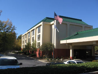 Hampton Inn-Haywood Mall