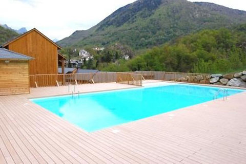 Domaine de la Vallee d'Ax - outdoor swimming-pool
