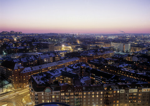 Gothia Towers - View From Heaven 23 at Gothia Towers Gothenburg