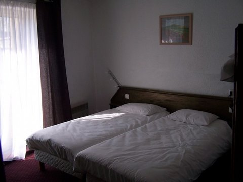 Le Collonges - Guest room