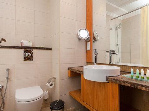 فلورا بارك للشقق الفندقية - Toilet Jpg