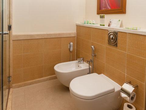 فلورا بارك للشقق الفندقية - Toilet