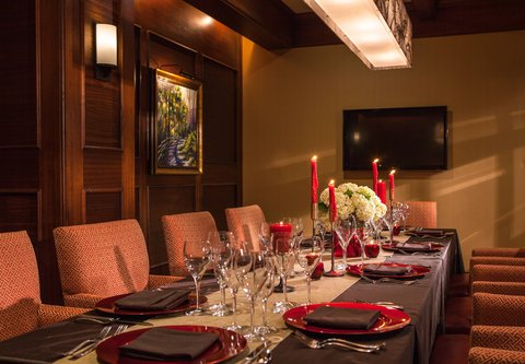 Charlotte Marriott SouthPark - Rexford Park   Private Dining Room