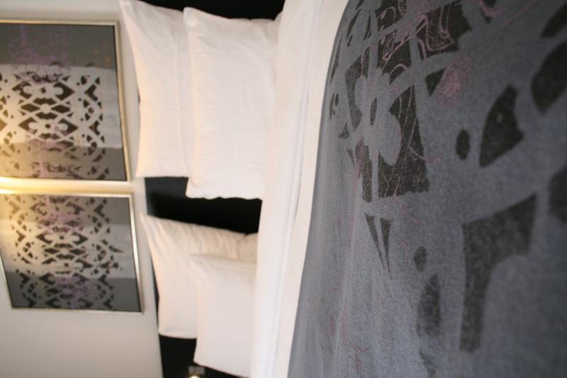 Palace Hotel Odanın görünümü