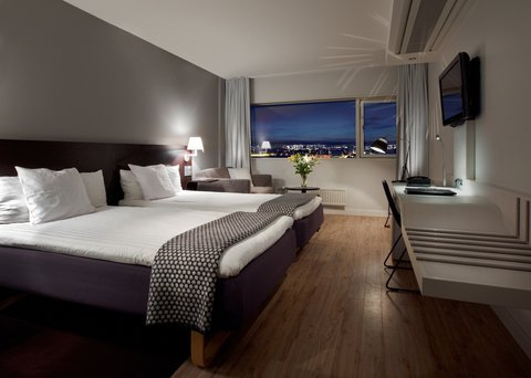 Gothia Towers - Standard Room at Gothia Towers Gothenburg