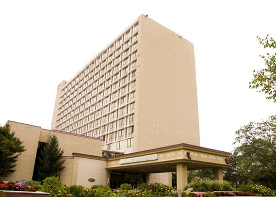 Crowne Plaza Hotel Secaucus-Meadowlands Kilátás a szabadba