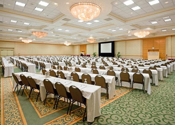 Crowne Plaza Hotel Secaucus-Meadowlands Konferenciaterem