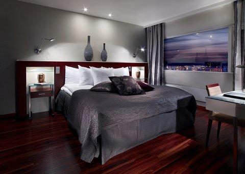 Gothia Towers - Senior Suite Bedroom Gothia Towers Gothenburg