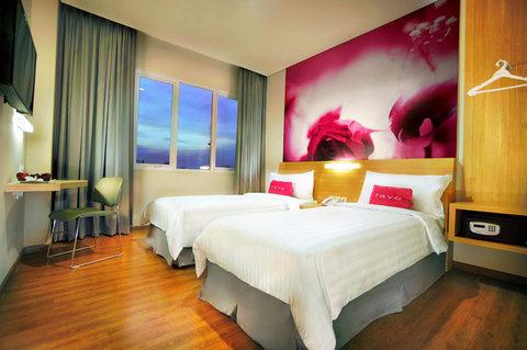巴剎巴魯璦瑪最愛酒店 - Standard Twin
