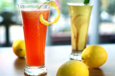 巴剎巴魯璦瑪最愛酒店 - Strawberry Juice Lan Ape