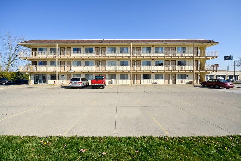 Americas Best Value Inn - Dayton, OH