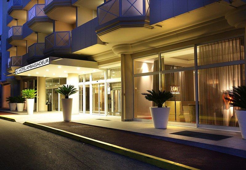 AC Hotel Ambassadeur Außenansicht