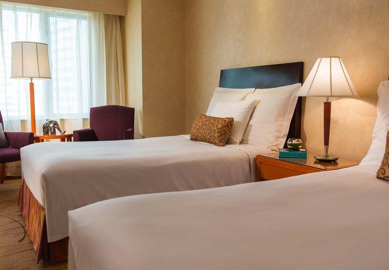 Renaissance Yangtze Shanghai Hotel Pokoj