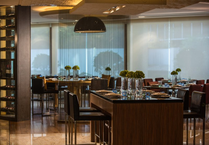 Renaissance Yangtze Shanghai Hotel Gastronomi
