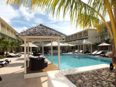 blu St Lucia - Cabana