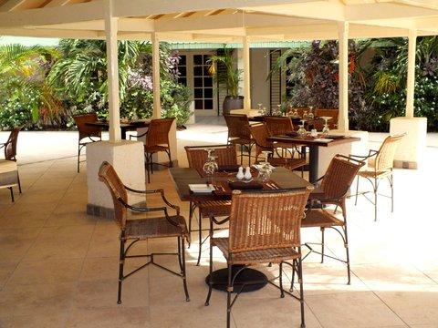 blu St Lucia - Restaurant