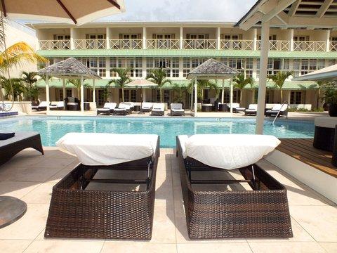 blu St Lucia - Pool
