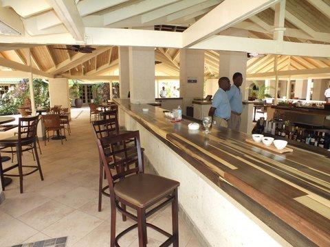 blu St Lucia - Bar