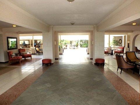 blu St Lucia - Lobby