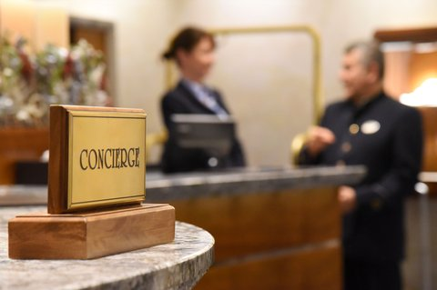 Hotel Glärnischhof - Hotel Lounge