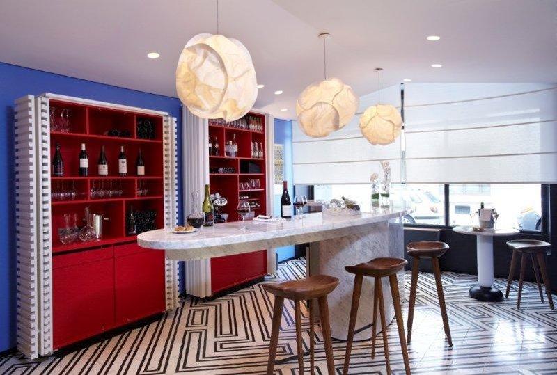 Hotel Du Ministere Bar/lounge