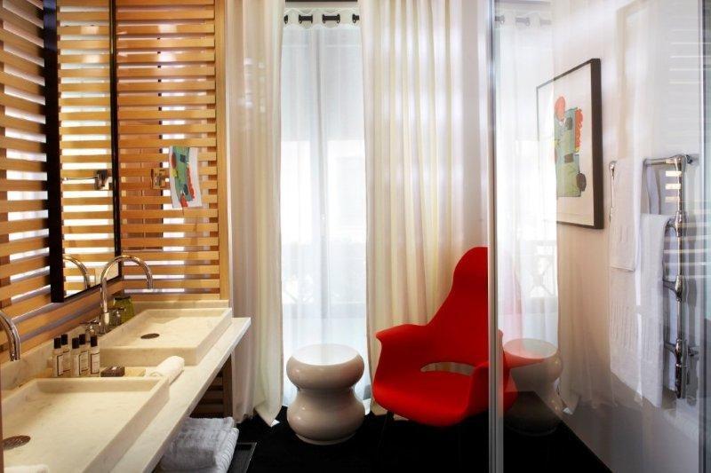 Hotel Du Ministere Billede af værelser