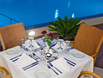 Santa Marina Plaza Luxury Boutique Hotel - Adults Only - ALa Carte Restaurant