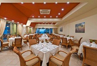 Santa Marina Plaza Luxury Boutique Hotel - Adults Only - Main Buffet Restaurant