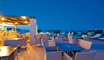 Santa Marina Plaza Luxury Boutique Hotel - Adults Only - Pool Beach Bar
