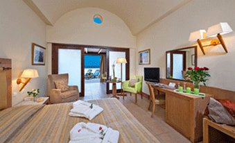 Santa Marina Plaza Luxury Boutique Hotel - Adults Only - Sea View Suite Interior