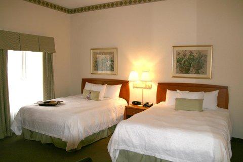 Hampton Inn - Suites Augusta West GA - Standard Two Queen Beds