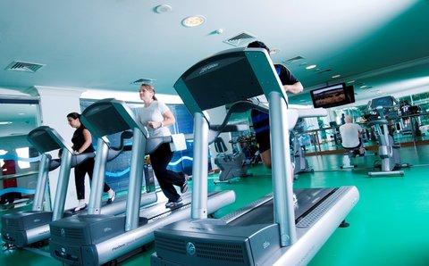 Al Raha Beach Hotel Abu Dhabi - Gym