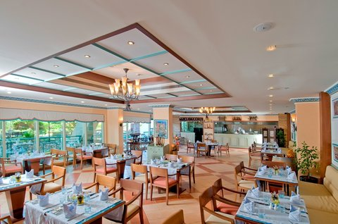 Al Raha Beach Hotel Abu Dhabi - Azur Restaurant