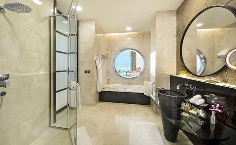 Al Raha Beach Hotel Abu Dhabi - Bathroom