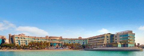 Al Raha Beach Hotel Abu Dhabi - Exterior View
